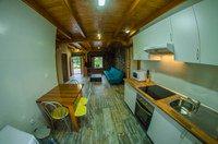 Casa Surf House Ajo Natura Cocina - Salón