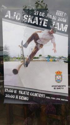 Concurso skateboard 2018 Ajo